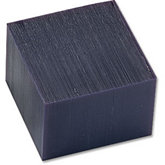 Purple Square Block Stuller Select Designer Shape