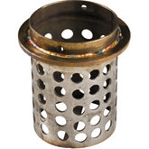 Perforated Flask 3 1/2