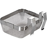 2 Quart Fine Mesh Cleaning Basket