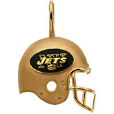 New York Jets Helmet Pendant