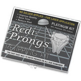 Redi-Prongs® Platinum Round Solderless Retipping Kit