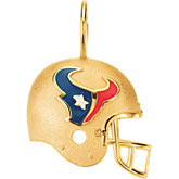Houston Texans Helmet Pendant