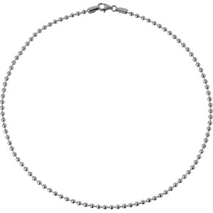 Stainless Steel Bead Chain 2.4mm