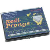 Redi-Prongs® 14K Princess V-TIP Solderless Retipping Kit