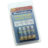 Beadalon® Crimp Tubes Variety Pack -  600 Pieces