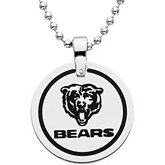 Chicago Bears Disc w/chain