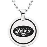 New York Jets Disc w/chain