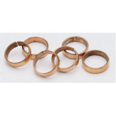 Copper Practice Rings