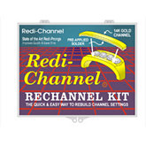 Redi-Prongs® 14K Redi-Channel Rechannel Kit