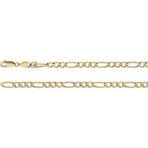 Hollow Figaro Chain 4.75mm