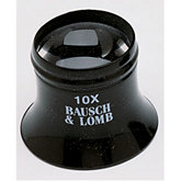 Bausch & Lomb® Single Lens Loupe 10X
