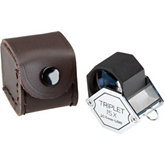 15X Hexagon Shaped Triplet Loupe