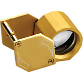 Super Light Weight Loupe - Gold