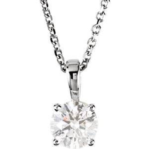 Diamond Necklace or Pendant Mounting