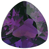 Trillion Imitation Amethyst