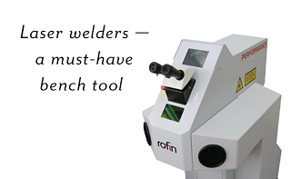Laser welders: Must-have bench tools and accessories