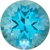 Paraiba Topaz Genuine Machine-Cut