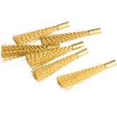 Brass Scratch Brush Refills