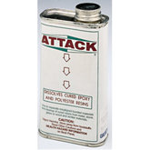 Attack Glue-Dissolving Compound