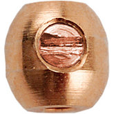 3.5mm Copper Plated Oval Scrimp™ Finding