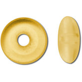 1.5mm Oval Gold Bead Bumper™
