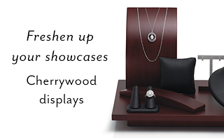 Cherrywood displays