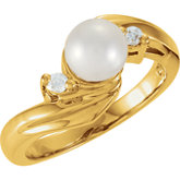 Ring Mounting for 7.0 mm Pearl