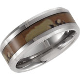 Dura Tungsten® Beveled Band