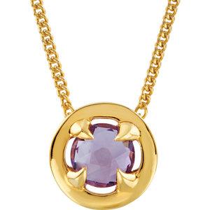 Missoma® Gemstone Pendant Necklace