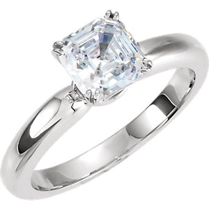 solitaire diamond engagement ring, white gold, oro de rey, gold of the king, Winnipeg jeweller