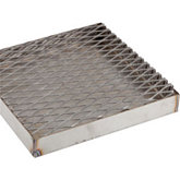 Wax Tray for Medium Firebrick Furnace
