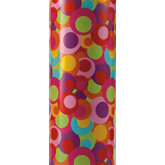 Martini Dots Gift Wrap
