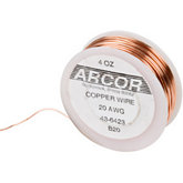 4oz Copper Plating Wire Spool