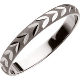 Youth Diamond Cut Joint Ring