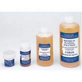 Rhodium Bath Plating Solution 1pt, 2gm