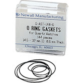 O-Ring Gasket Assortment (144 Piece)