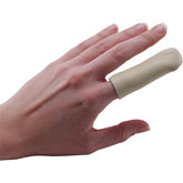 Small/Medium Leather Finger Cots (Women's)