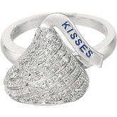 HERSHEY'S KISSES® Diamond Ring