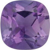Antique Square Genuine Amethyst