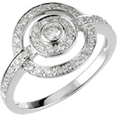 1/3 ct tw Diamond Ring