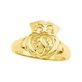 14mm Claddagh Ring