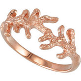 Branch Design Fashion Ring