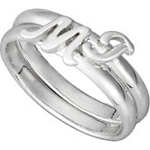 Stackable Initial Ring