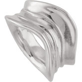 Wavy Fashion Ring