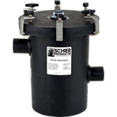 1.2 GALLON CAPAC RD SINK TRAP