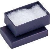 Midnight Blue Cotton Filled Boxes #21