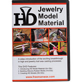 HD Jewelry Model Material DVD