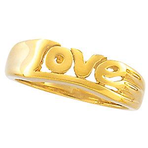 Metal Fashion Ring