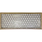 Replacement Filter  11 3/4'' x 29 3/4