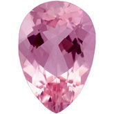 Pear Genuine Morganite (Black Box)